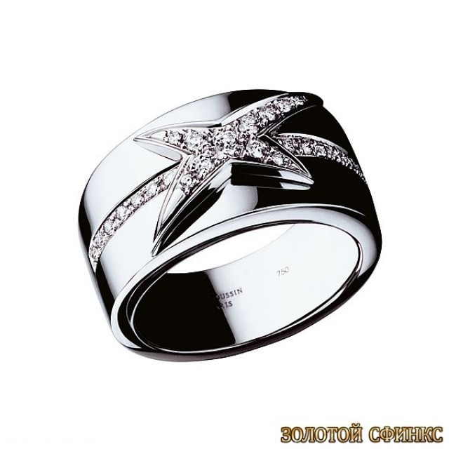 Обручальное кольцо 40096mn