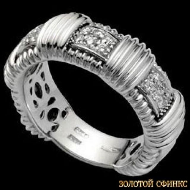 Обручальное кольцо 40114ro