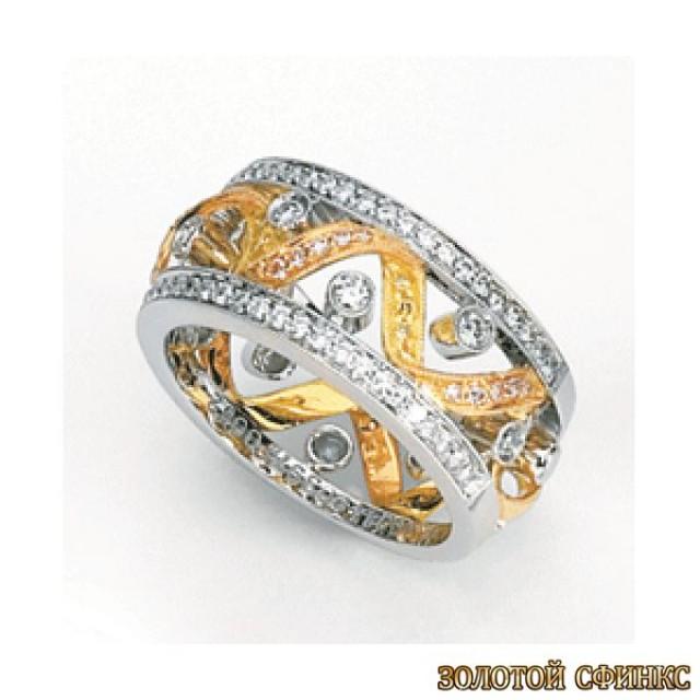 Обручальное кольцо 40120sg