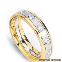 Обручальное кольцо 40121sg