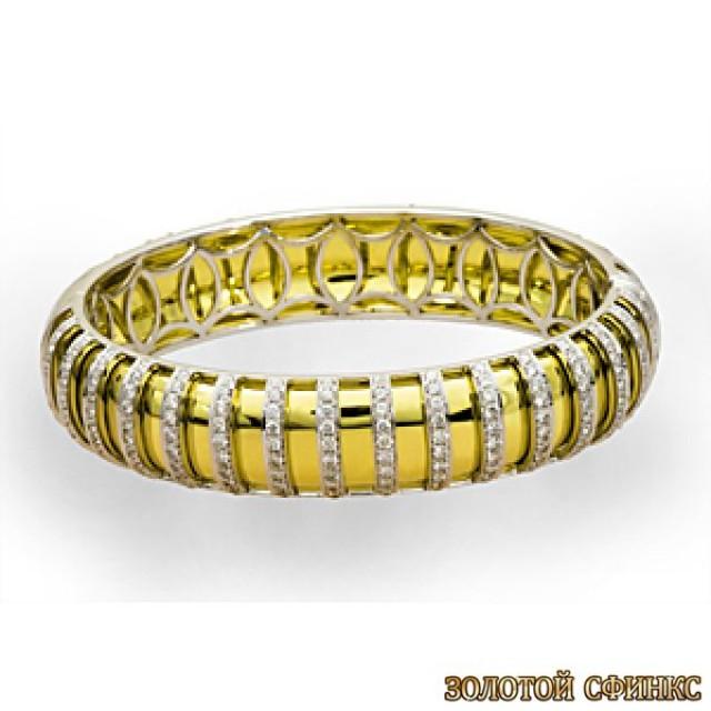 Обручальное кольцо 40125sg
