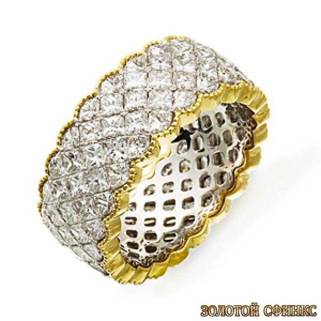 Обручальное кольцо 40127sg