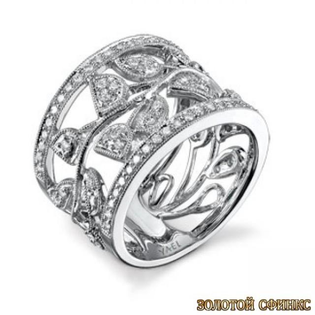 Обручальное кольцо 40136yl фото