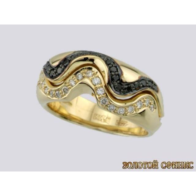 Обручальное кольцо 40140пом
