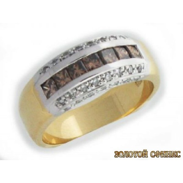 Обручальное кольцо 40143пом