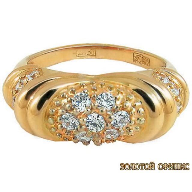 Обручальное кольцо 40144пом
