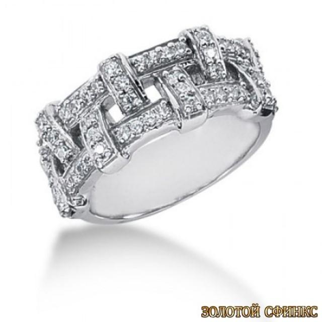 Обручальное кольцо 40149пом