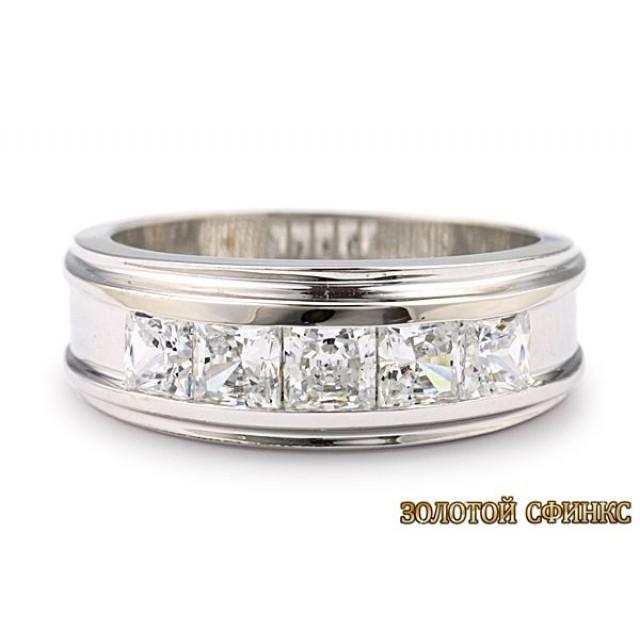 Обручальное кольцо 40150пом
