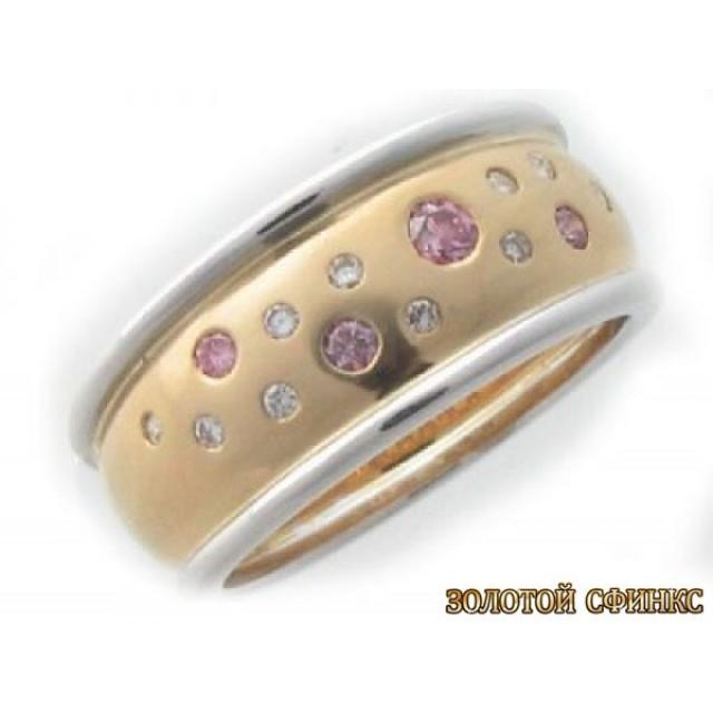 Обручальное кольцо 40157пом