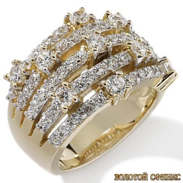 Обручальное кольцо 40170пом
