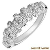 Обручальное кольцо 40185пом