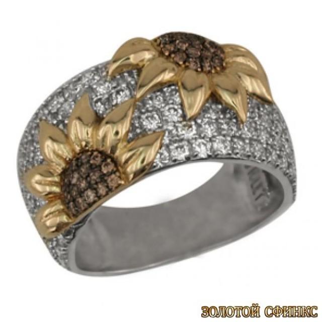 Золотое кольцо 1018