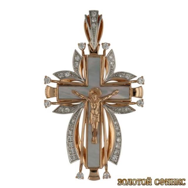 Золотой крест 3401