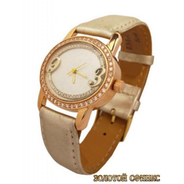 Золотые часы женские 929