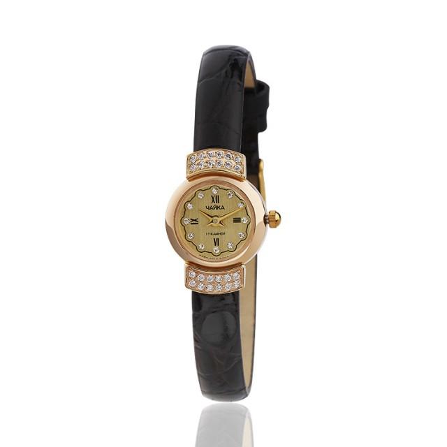 Золотые часы женские 45РК