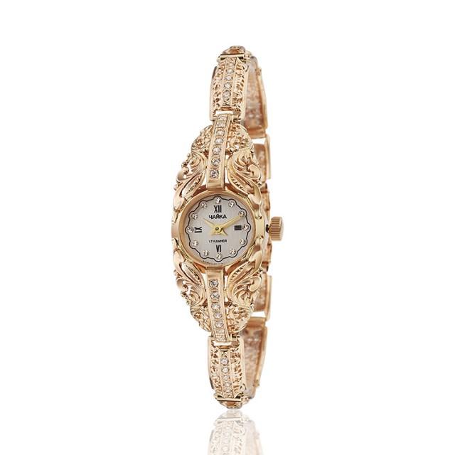 Золотые часы женские 06ч
