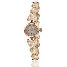 Золотые часы женские 025а