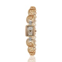 Золотые часы женские 60