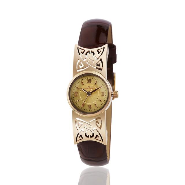 Золотые часы женские 81РК