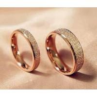 Золотое обручальное кольцо 415140