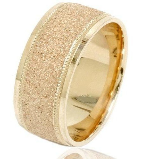 Золотое обручальное кольцо 415143