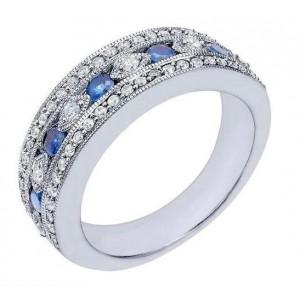 Золотое обручальное кольцо 415145
