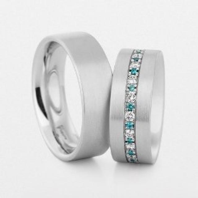 Обручальное кольцо 412940