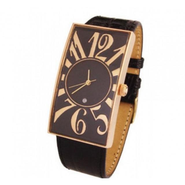 Золотые часы мужские 1013