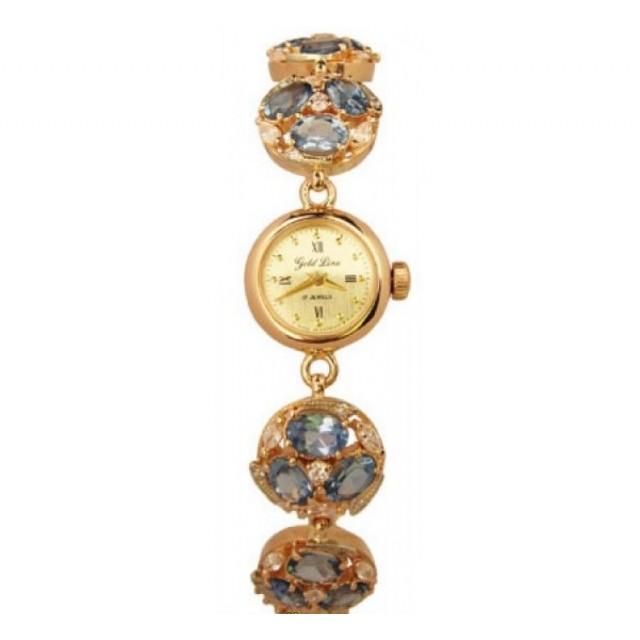 Золотые часы женские 1016