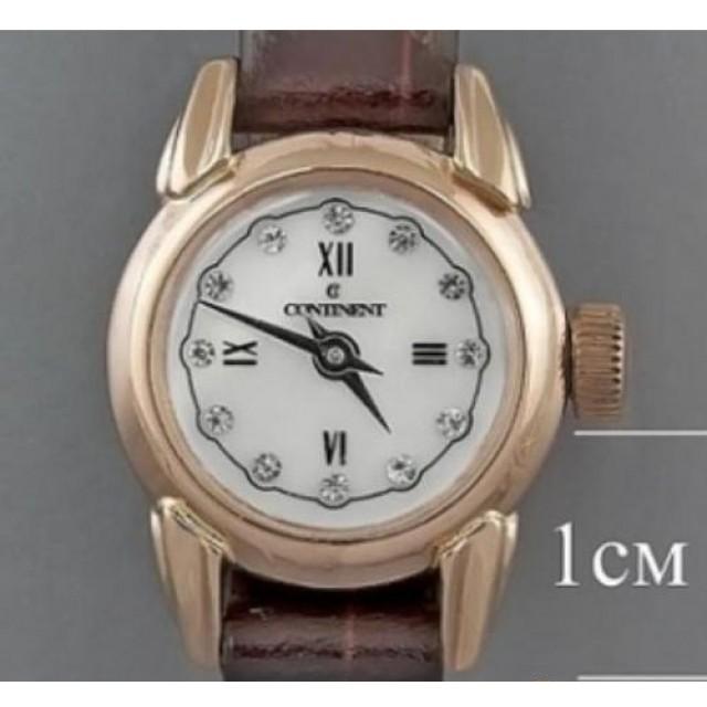 Золотые часы женские 14р