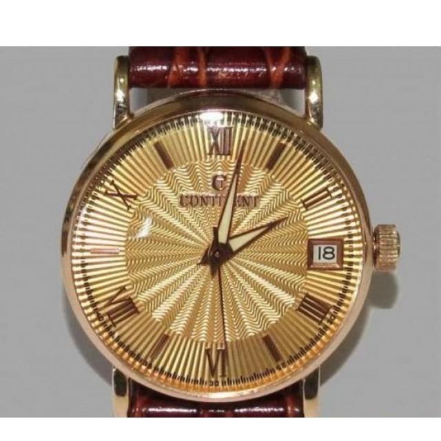 Золотые часы мужские 35