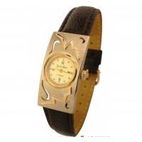 Золотые часы женские 519