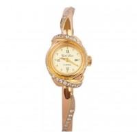 Золотые часы женские 551