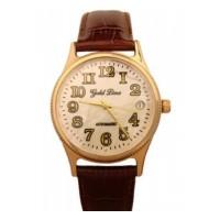 Золотые женские часы 517