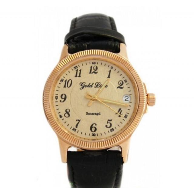 Золотые часы мужские 570