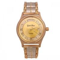 Золотое мужские часы 570