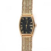 Золотое мужские часы 670+205
