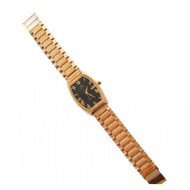Золотые часы мужские 670