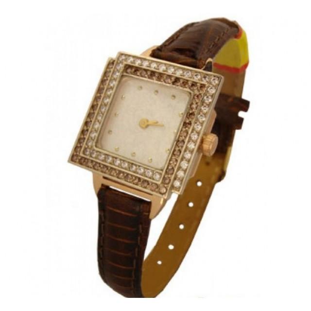 Золотые часы женские 716