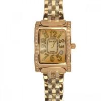 Золотые мужские часы 745+748