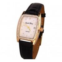 Золотые часы женские 763