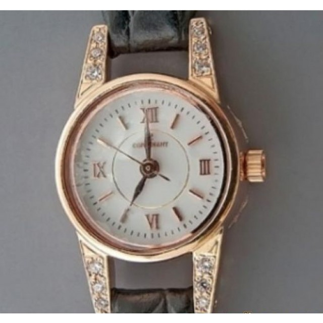 Золотые часы женские 82РК