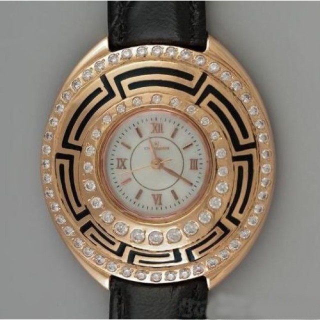Золотые часы женские 88РК