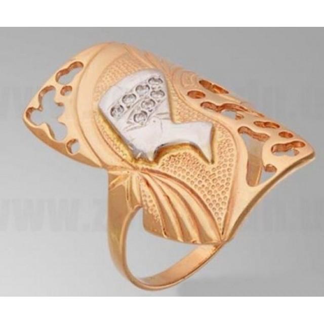 Золотое кольцо Нефертити