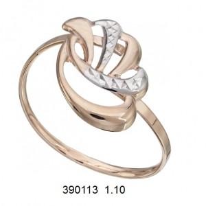 Золотое кольцо 390113