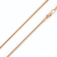 Золотая цепь Снейк 1011-4
