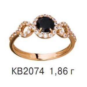 Золотое кольцо КВ 2074