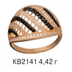Золотое кольцо КВ 2141-4