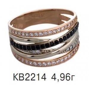 Золотое кольцо КВ 2214