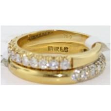 750 проба: чистое золото или низкосортное серебро